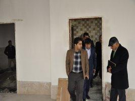گزارش تصویری/بازدید اعضای شورا از پروژه های عمرانی