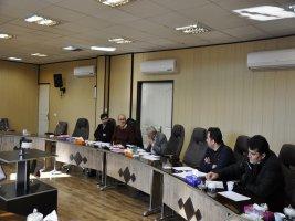 جلسه رسمی ۱۵۹ شورای اسلامی شهر ملارد